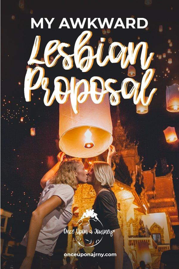 My Awkward Lesbian Proposal