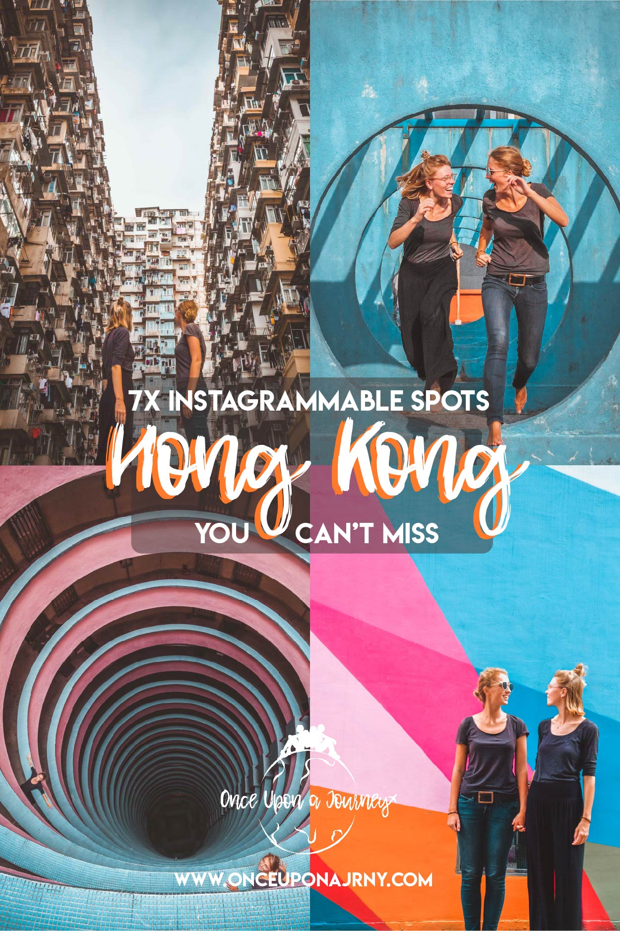 7 Instagrammable Spots You Can Absolutely Not Miss in Hong Kong | Once Upon A Journey LGBT Travel Blog #lesbiantravel #hongkong #instagram #asia #hotspots