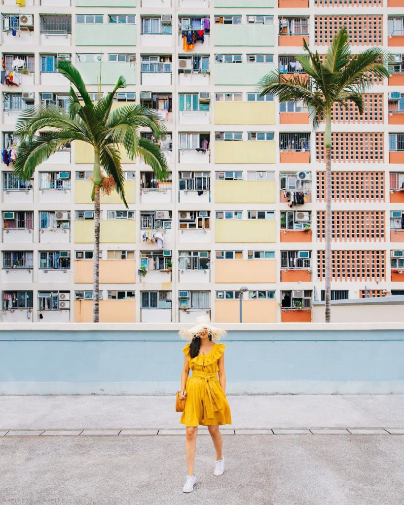 Choi Hung Estate, Instagram Hong Kong by Sam is Home