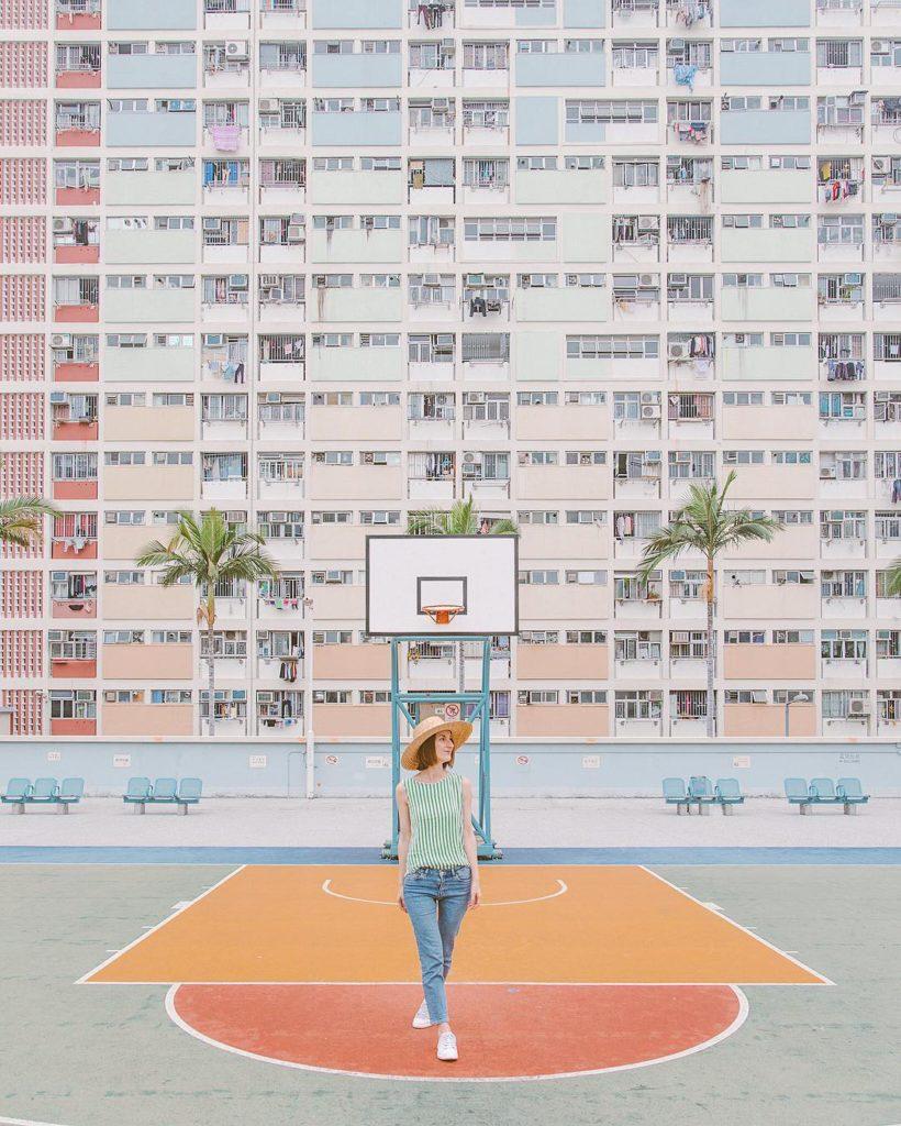 Choi Hung Estate, Instagram Hong Kong by Zory Mory