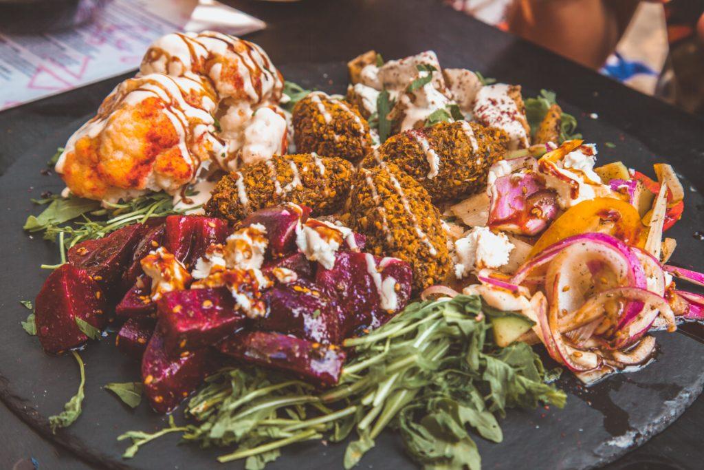 Kanaan Berlin, isreali-palistinian restaurant, hummus, ich bin hummussexual, falafal, middle eastern restaurant
