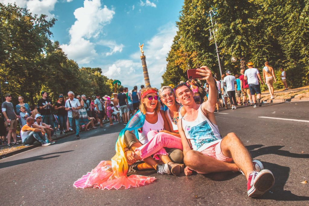 Berlin Gay Pride, Visit Berlin, Christopher Street Day, CSD Berlin, CSD, siegessäule, goldelse, tiergarten, rainbow, gay, lesbian, LGBTI, Stonewall Riots, Gay Pride, Pride Parade