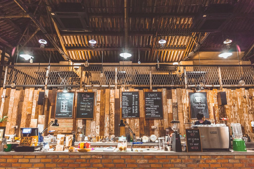Gudang cafe penang, coffee georgetown penang, cafe georgetown penang, coffee shop georgetown penang, georgetown, penang, cappuccino georgetown