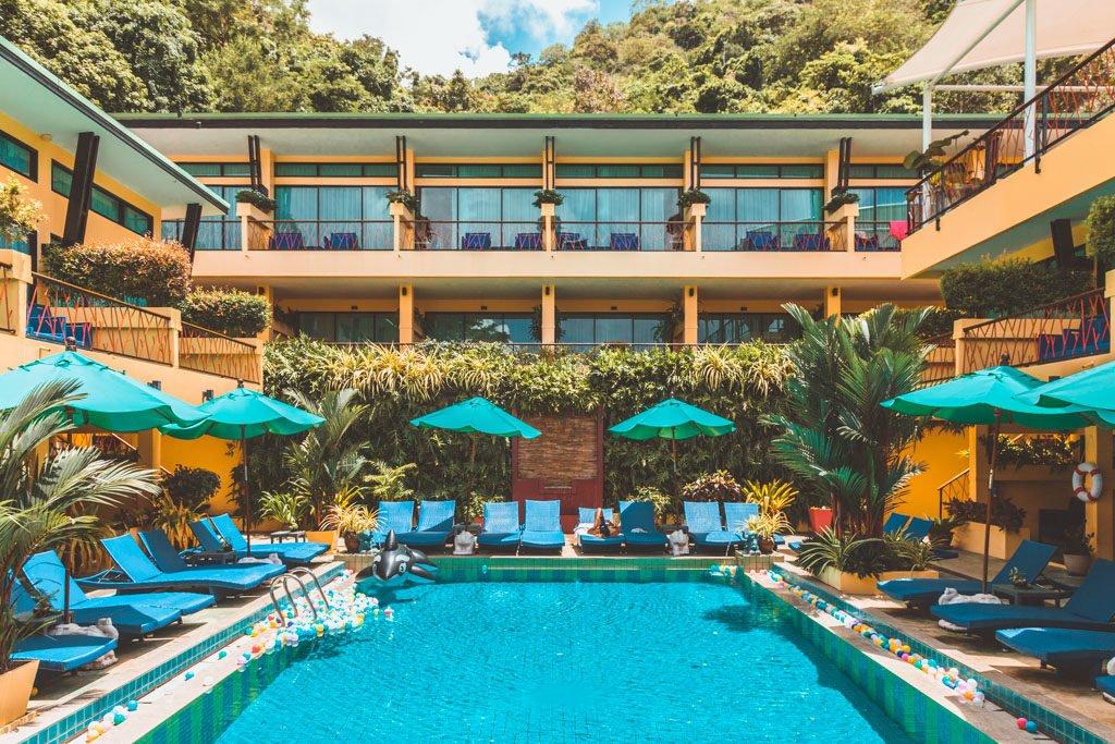 CC's Hideaway Phuket, gay phuket, hotel phuket, lgbt phuket, gay hotel phuket, gay thailand, swimming pool, gay pool party