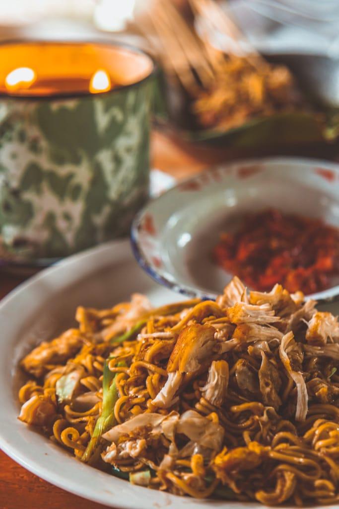 Sapu Lidi, Bandung, local traditional Indonesian food