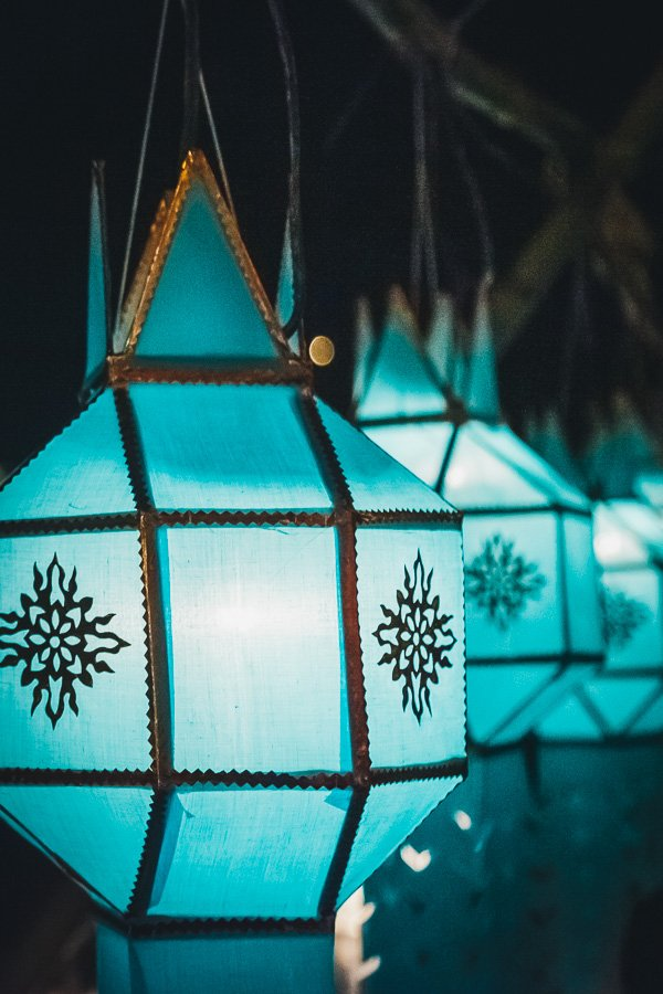 Chiang Mai Festival of Lanterns