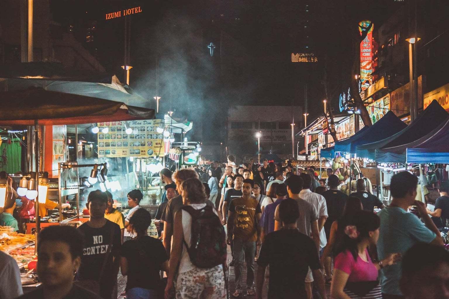 Jalan Alor, Kuala Lumpur Street Food