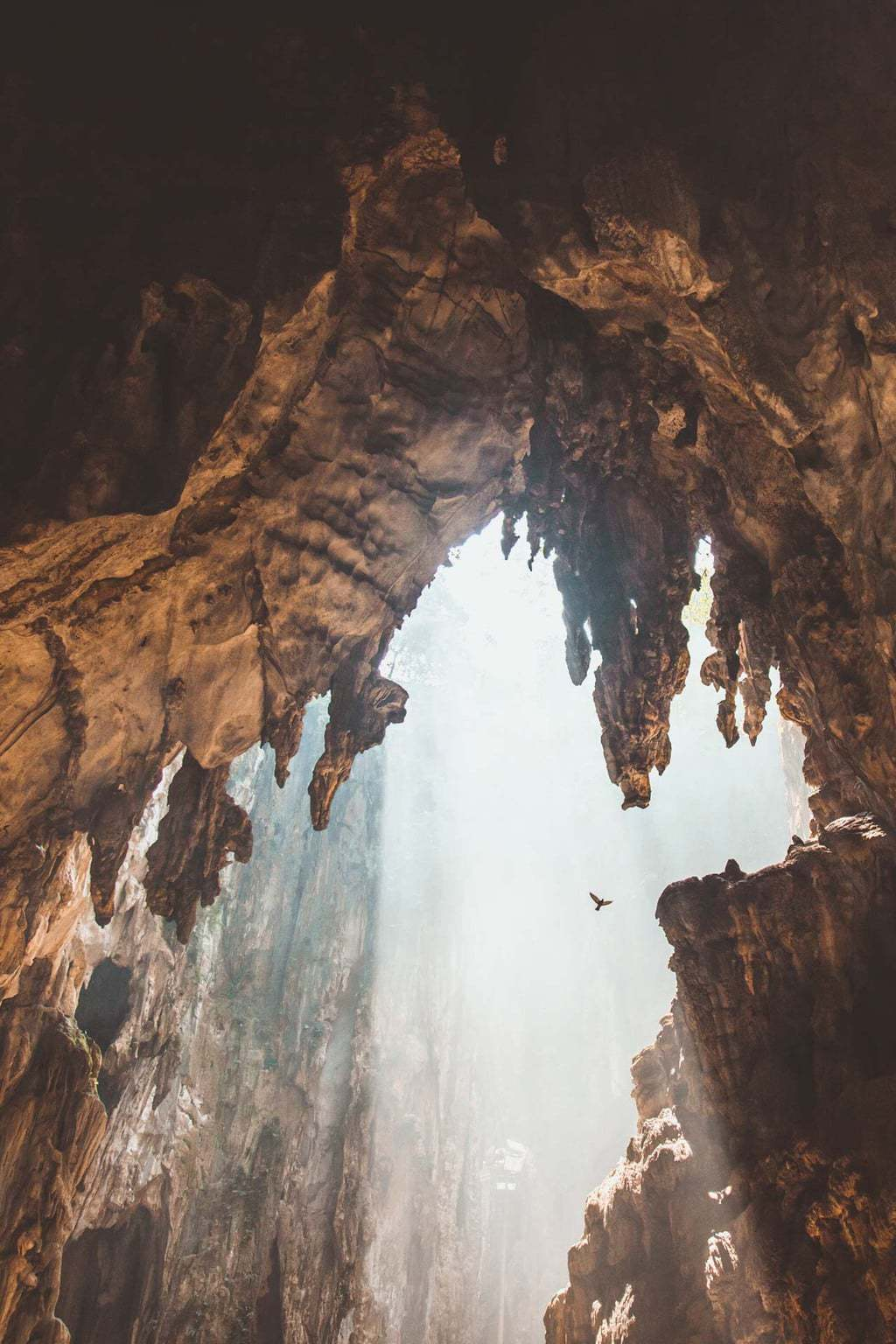 The Batu Caves, Kuala Lumpur