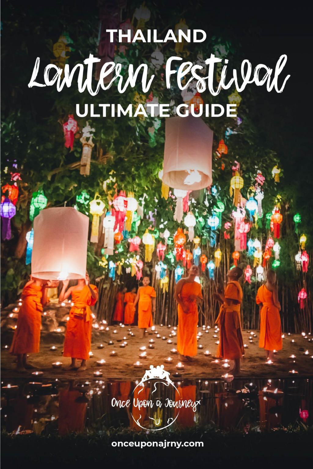 Thailand Lantern Festival Ultimate Guide