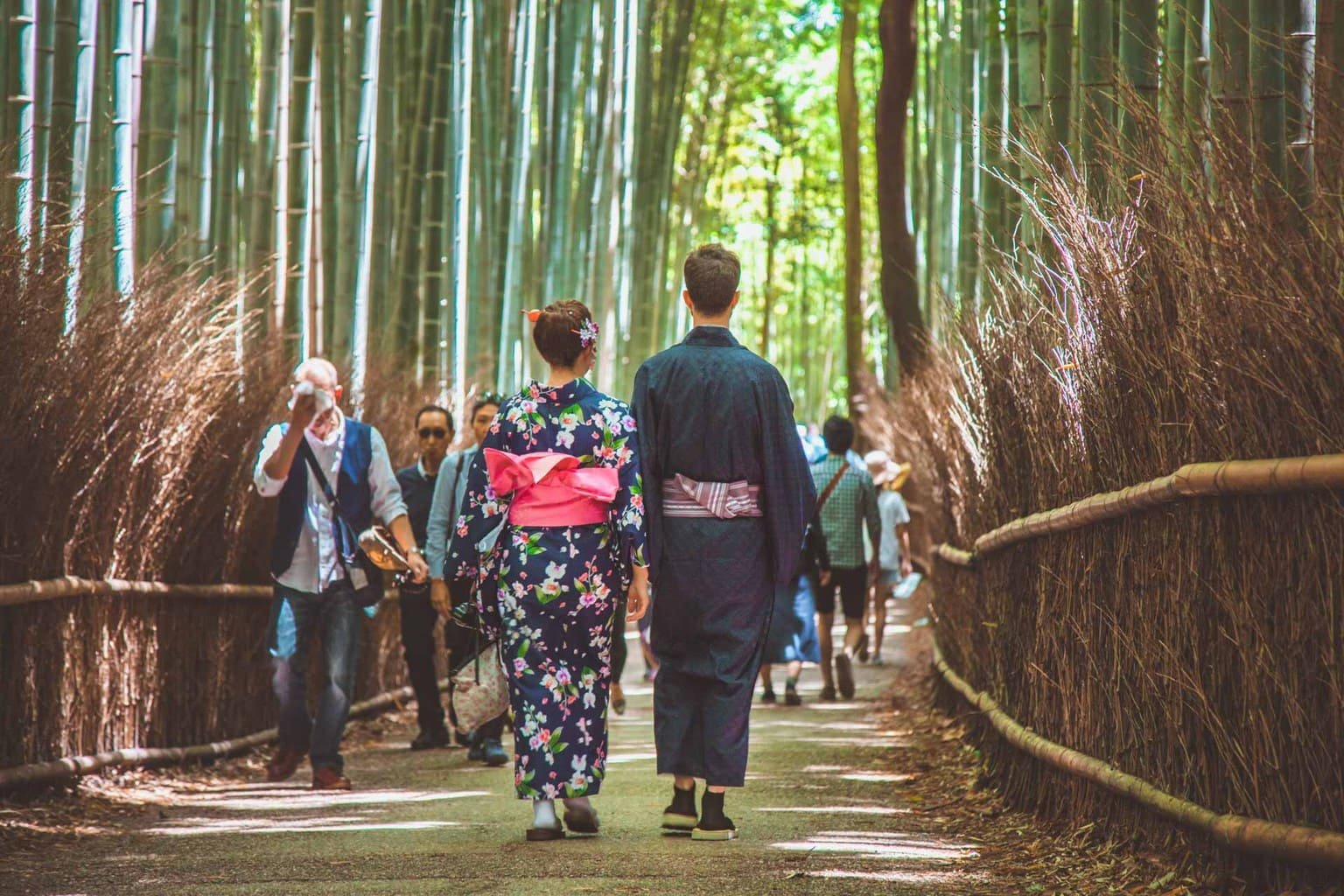 Bamboo Forest Kyoto, LGBT in Japan