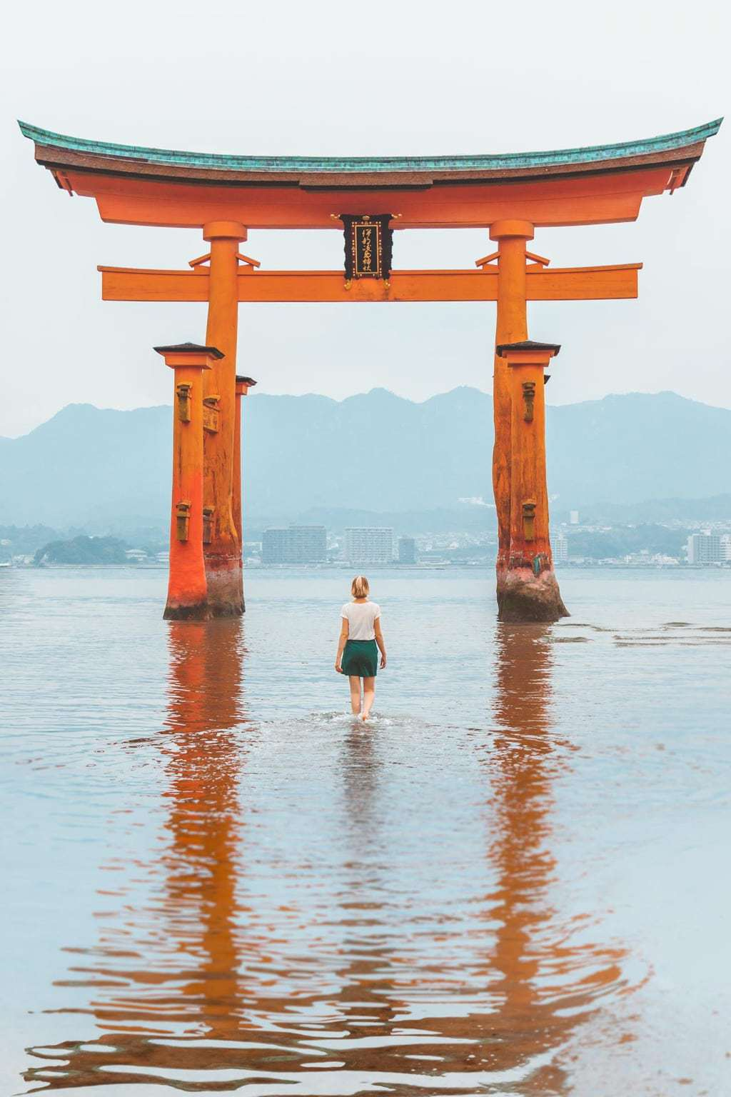 Itsukushima Shrine, Miyajima, Lesbian Japan