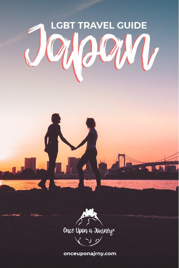 LGBT Japan Travel Guide Japan