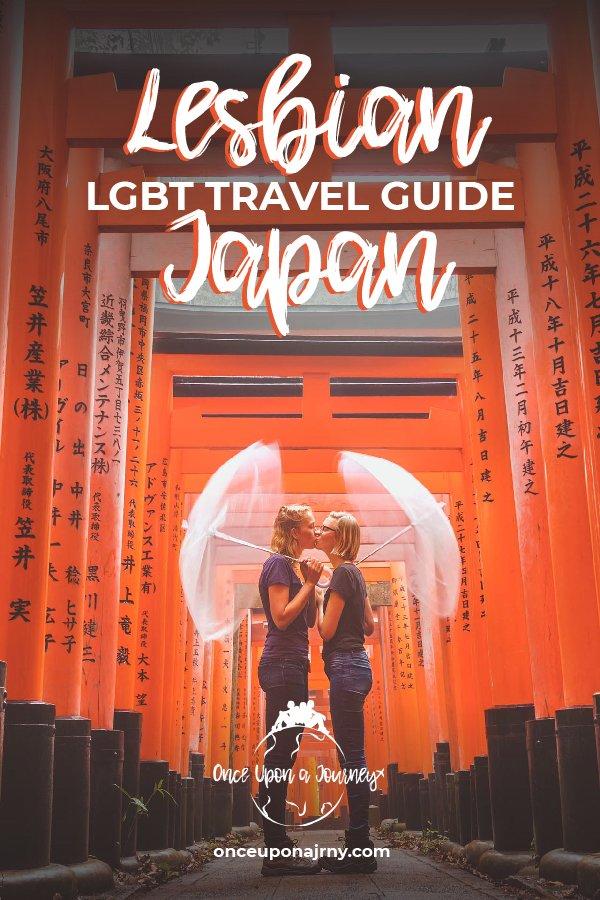 Lesbian Japan LGBT Travel Guide