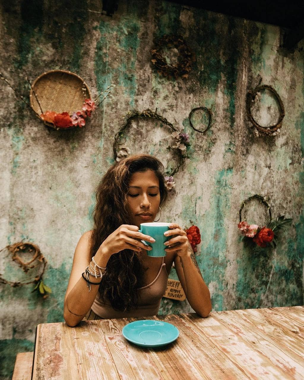 Merchant's Lane Cafe Kuala Lumpur by @arnelle