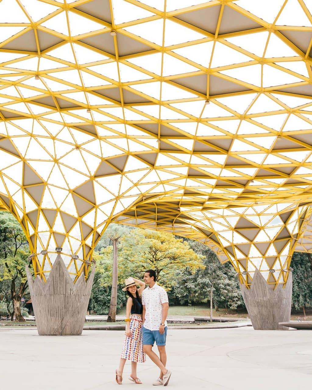 Perdana Botanical Gardens, Lake Gardens, Kuala Lumpur, by @travelinoureyes