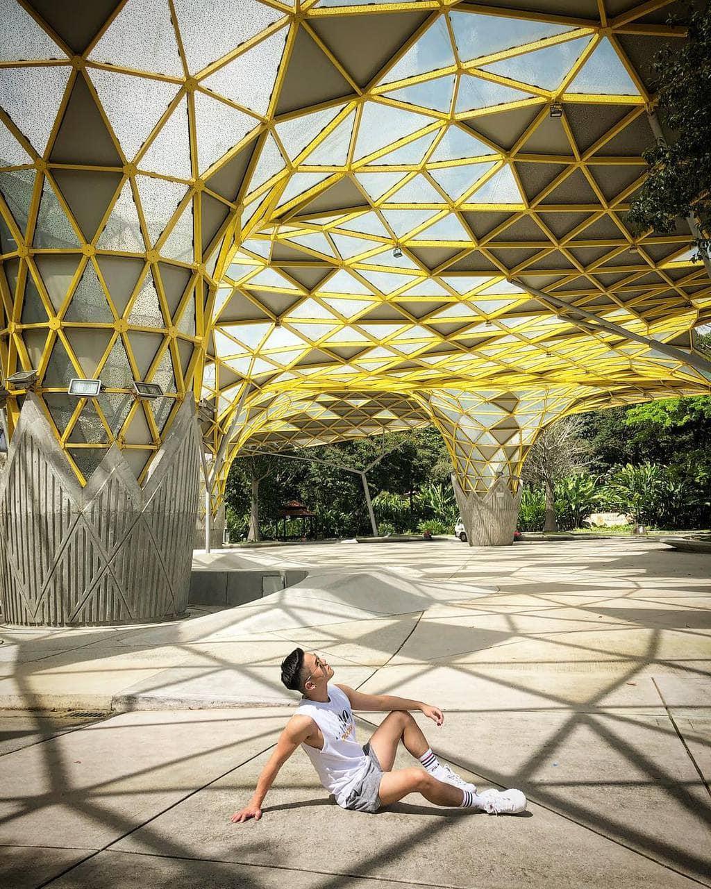 Perdana Botanical Gardens Kuala Lumpur by @garsacgarsac
