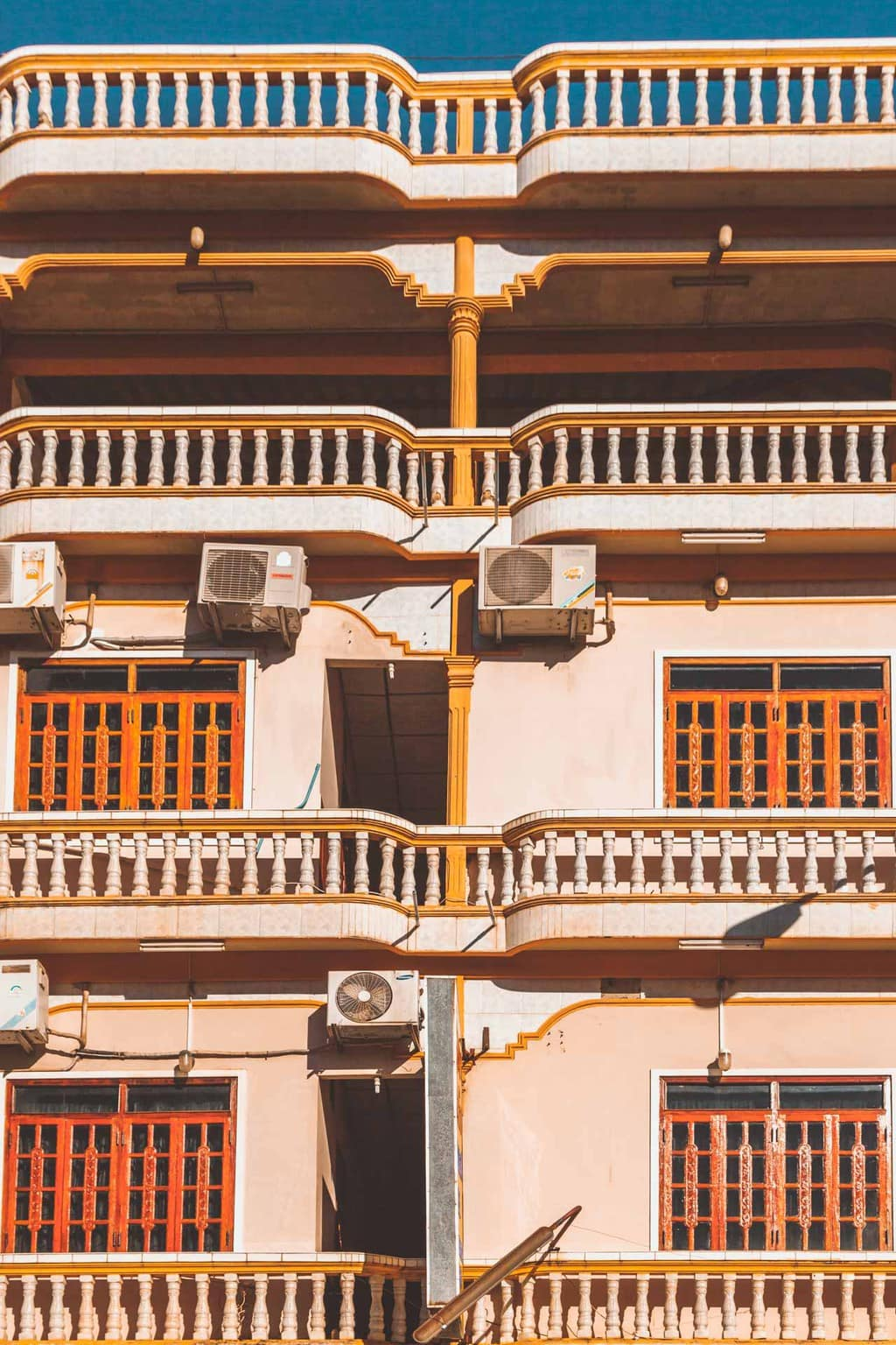 Pakse French colonial architecture, Southern Laos