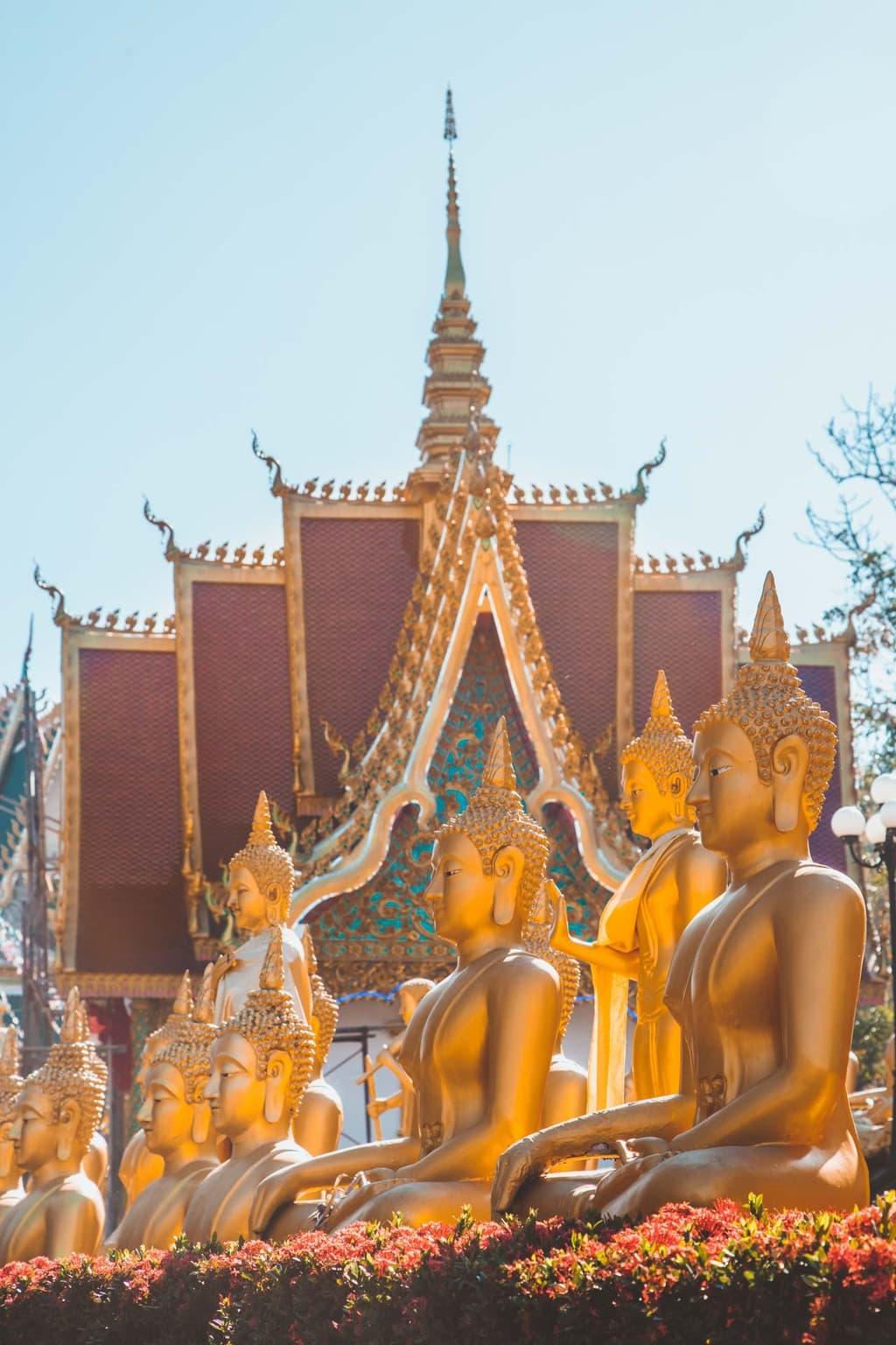 Wat Phou Salao, Pakse, Southern Laos