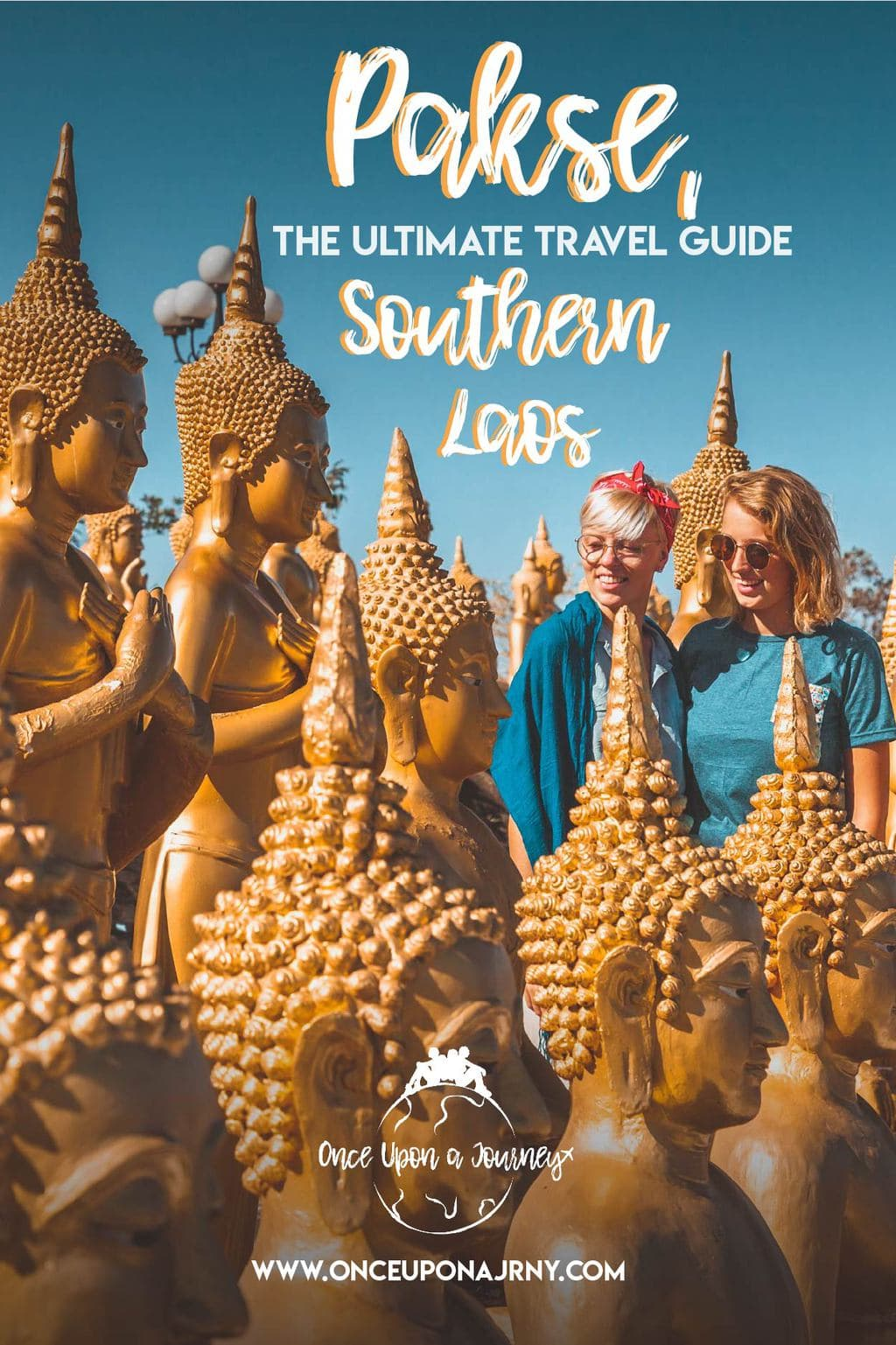 The Ultimate Travel Guide to Pakse, Southern Laos | Once Upon A Journey #laos #southernlaos #pakse #travelguide #thingstodo