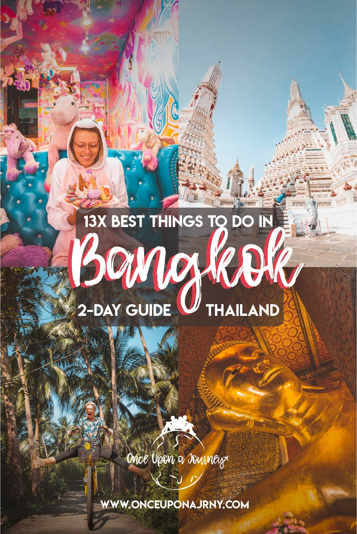 13x Best Things to do in Bangkok | 2-Day Guide Thailand | Once Upon A Journey LGBT Travel Blog #lesbiantravel #bangkok #thailand #bestthingstodo #travel