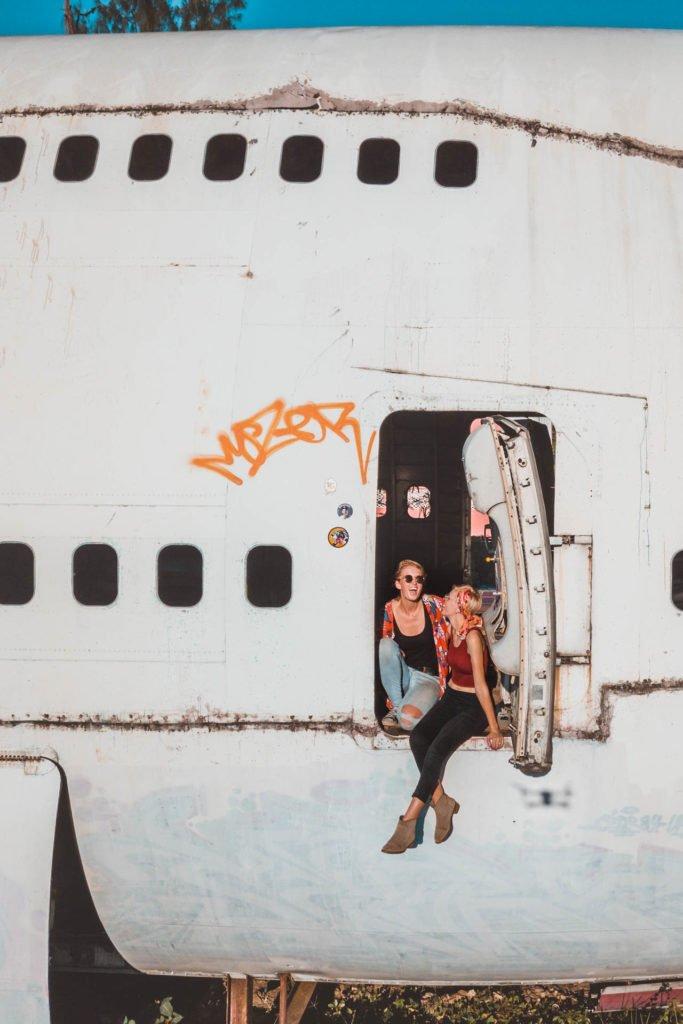 Airplane Graveyard, Instagram Bangkok