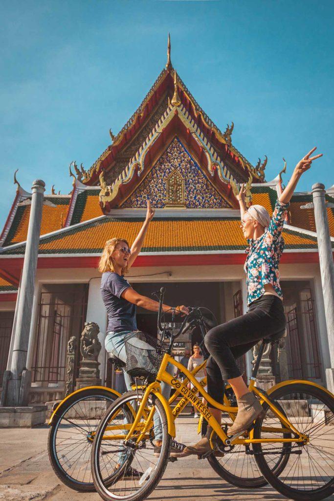 Co van Kessel Bicycle and Boat tour, Bangkok