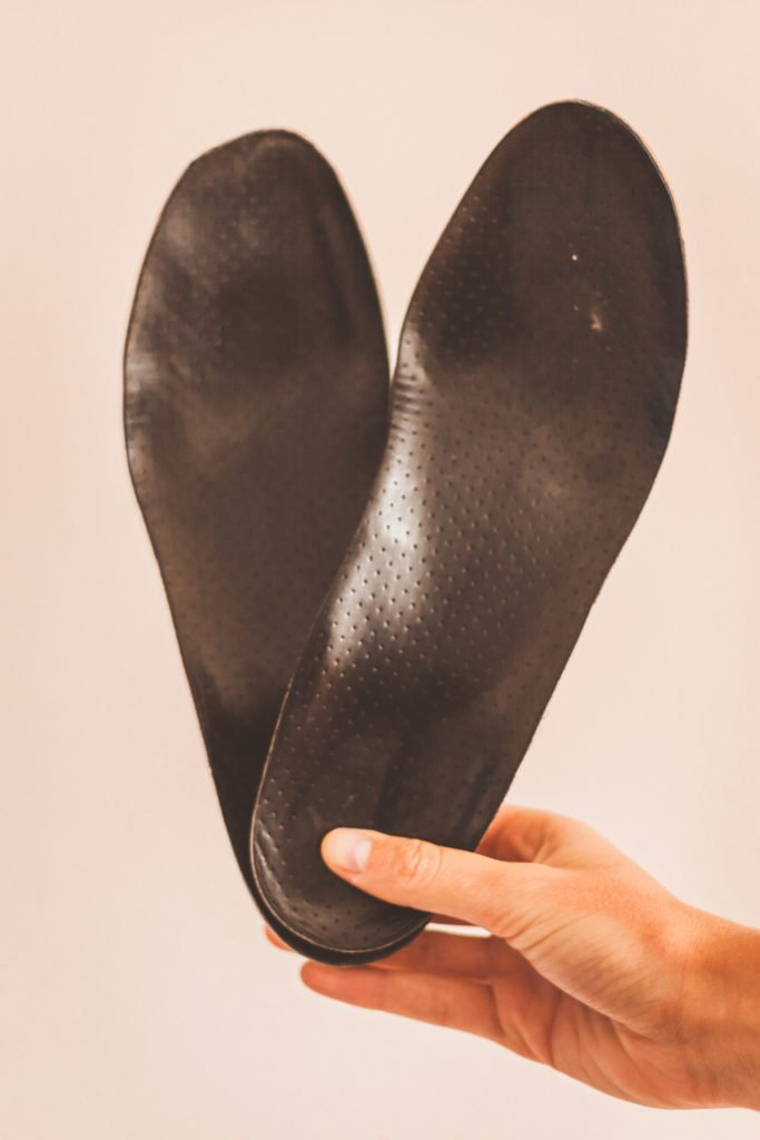 Insoles from Hallux Podiatry