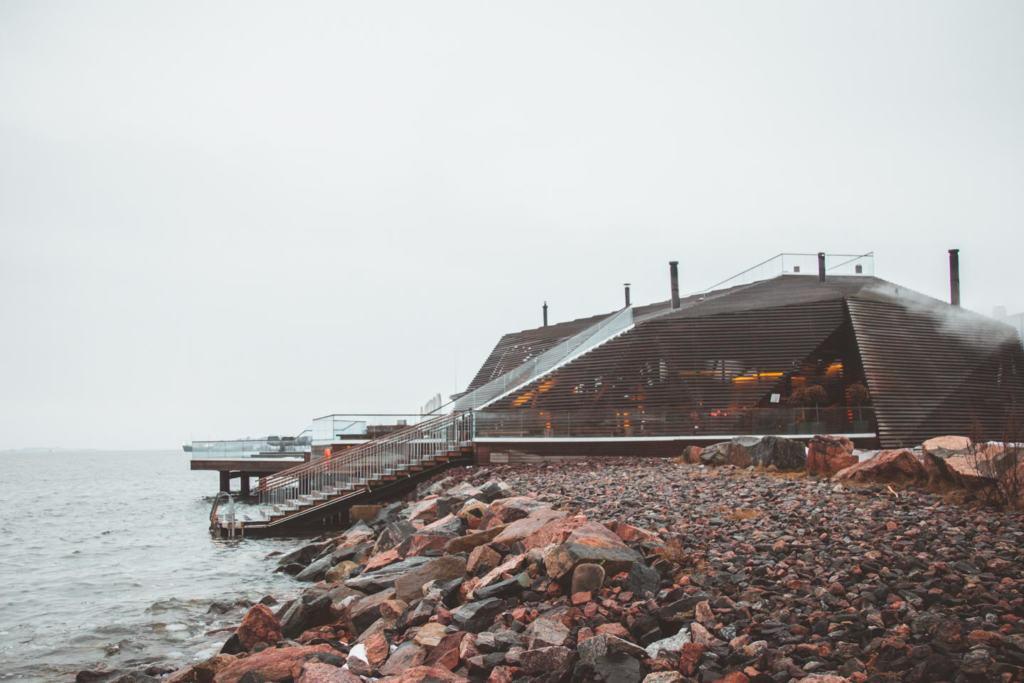 Löyly, Sauna, Helsinki, Finland