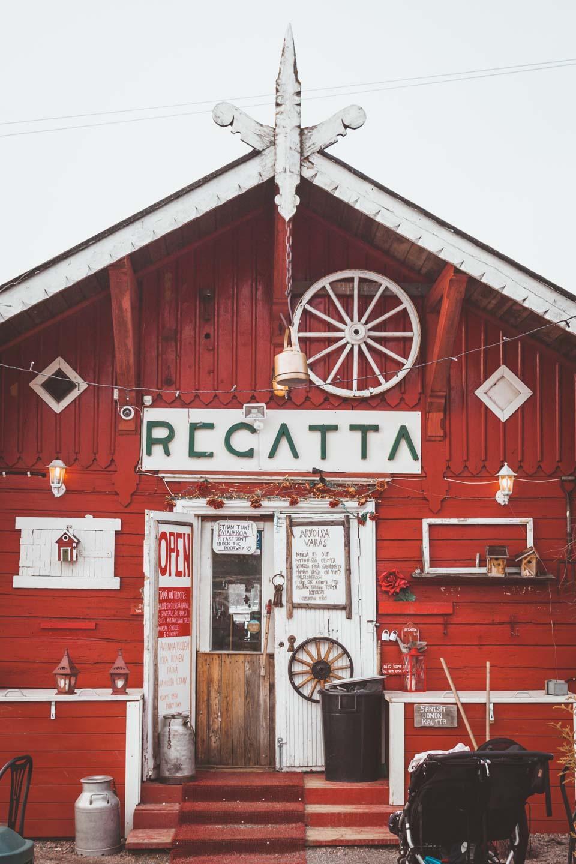 Regatta Cafe, Helsinki, Finland