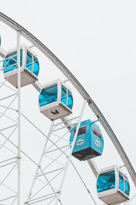 Sky Wheel Helsinki, Finland