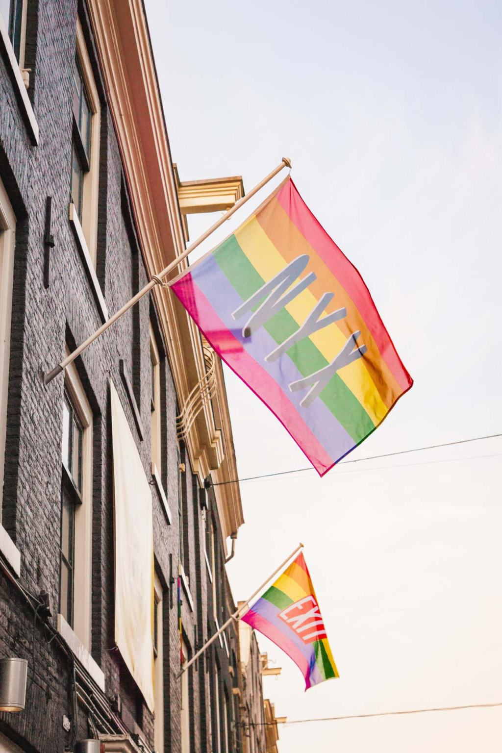 Gay Club NYX, Gay bar EXIT, Reguliersdwarsstraat, Amsterdam