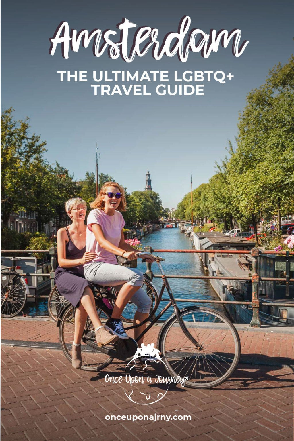The Ultimate Travel Guide to LGBT+ Amsterdam | Once Upon A Journey LGBT Travel Blog