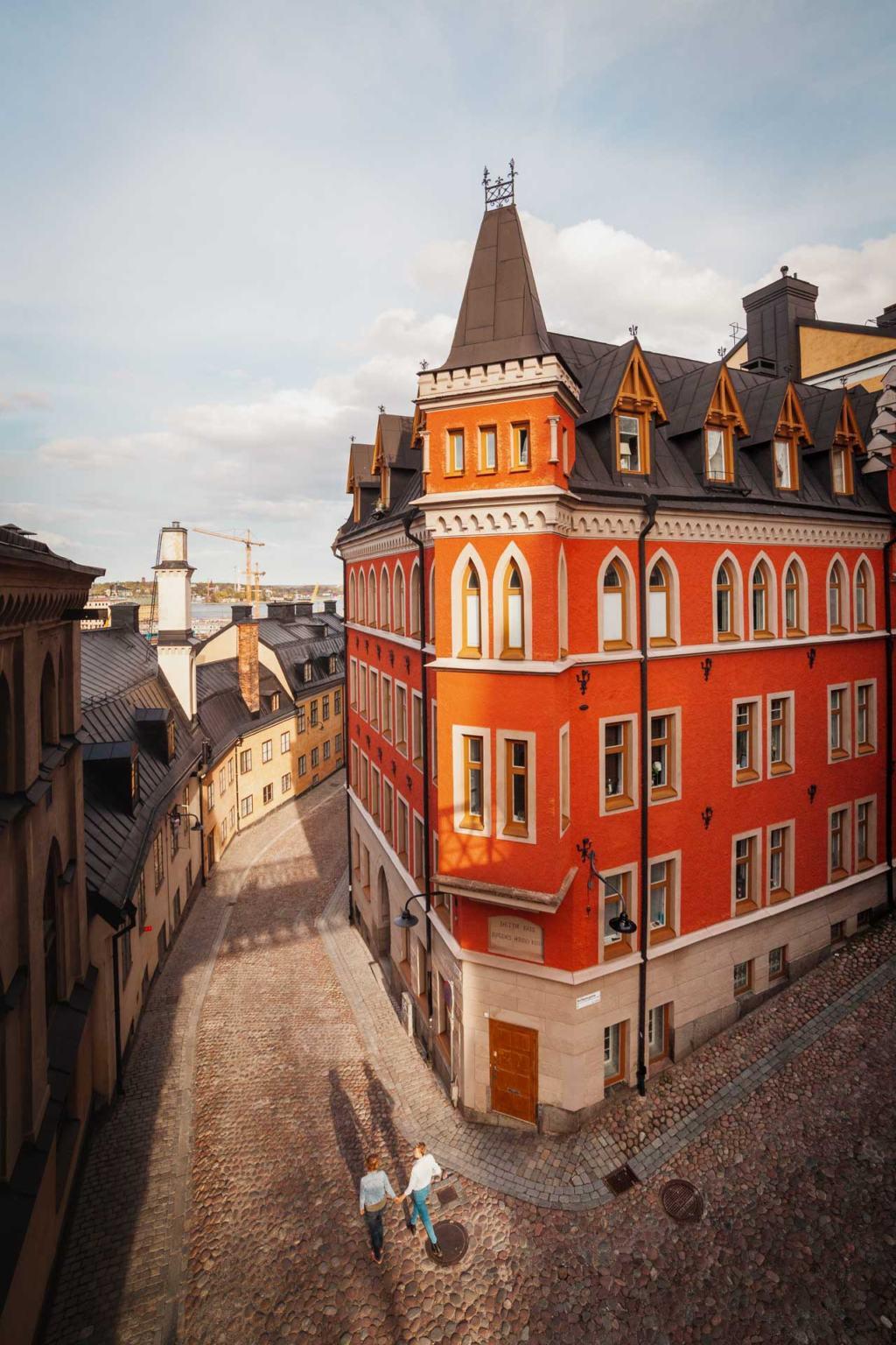 Bellmansgatan, Södermalm, Stockholm