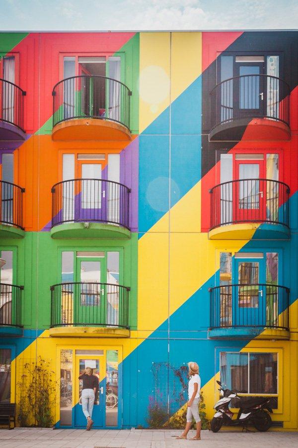 Heesterveld Creative Community, Amsterdam Street art