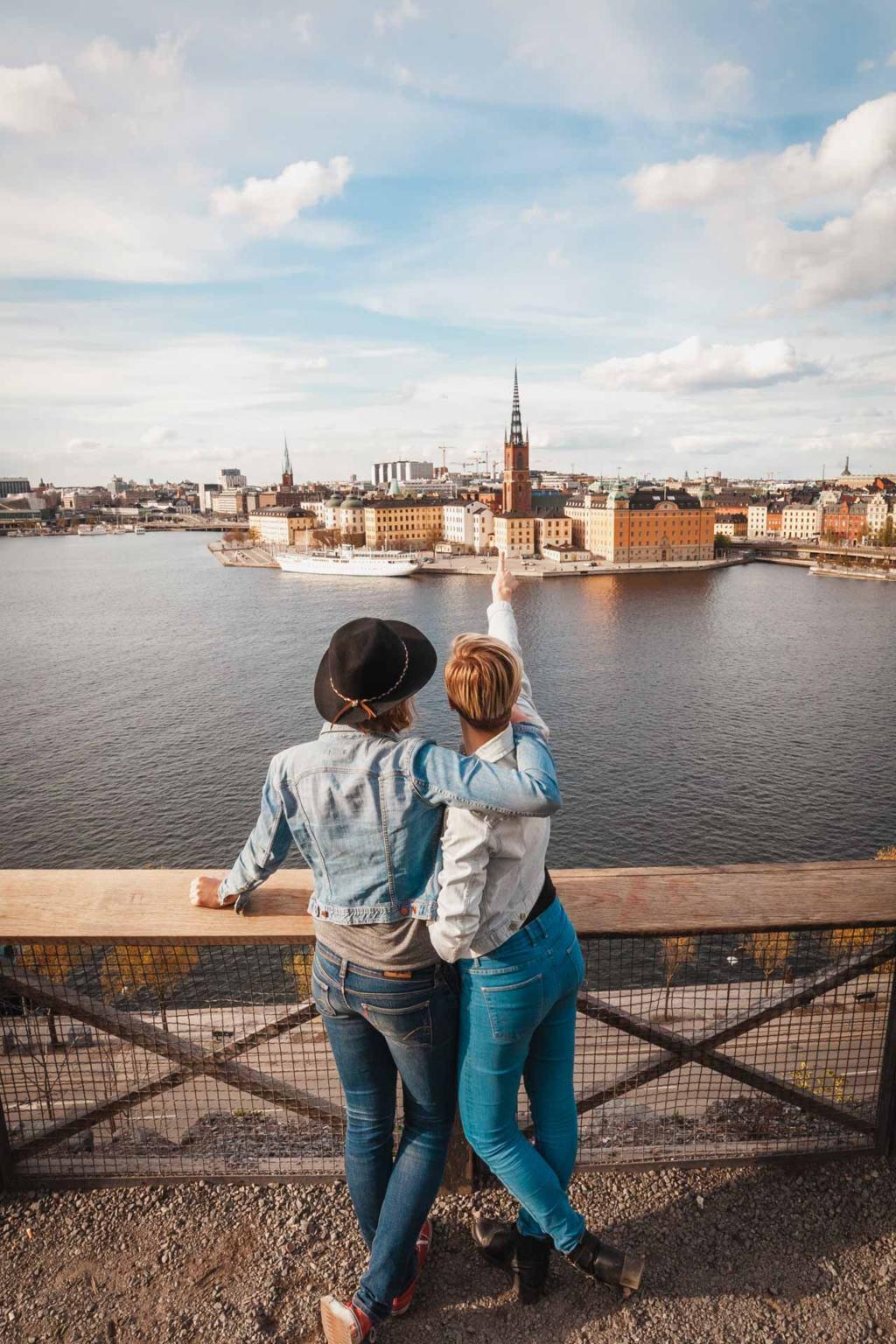 Monteliusvägen, Södermalm, Stockholm
