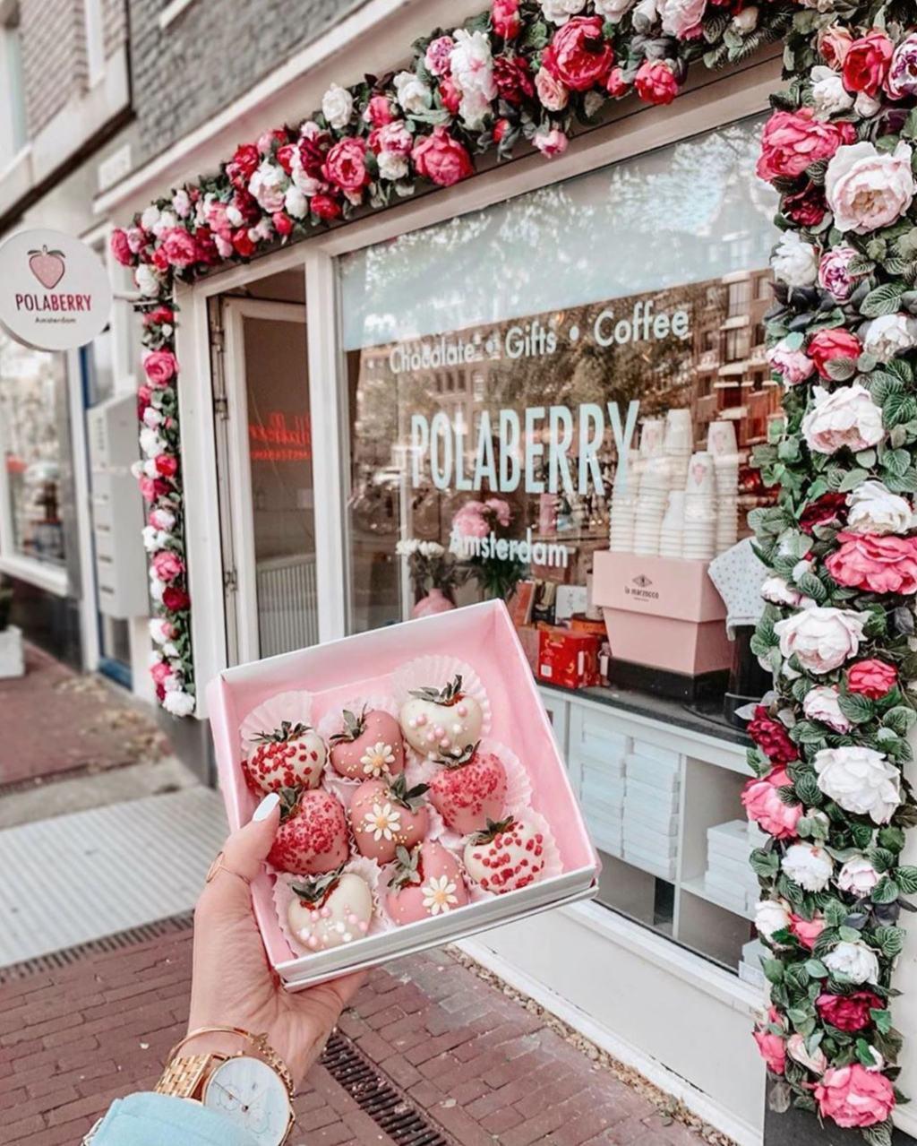 Polaberry, Amsterdam by @lenasaibel