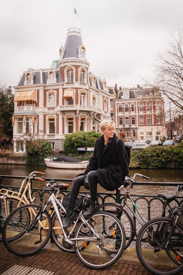 Rijksmuseum, Museumplein, Amsterdam, Netherlands