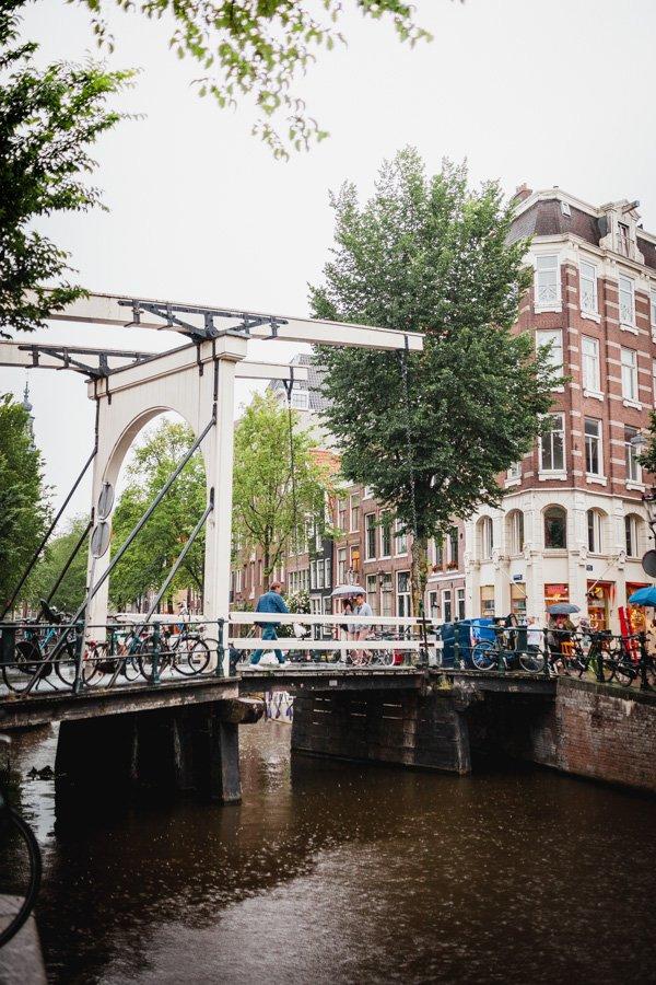 Staalmeestersbrug, Amsterdam