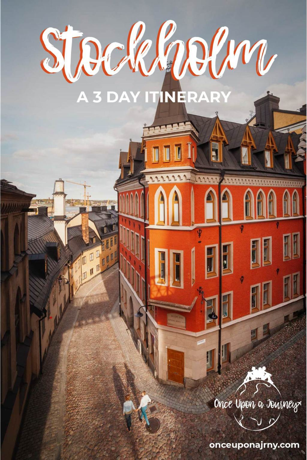 Stockholm 3 day itinerary