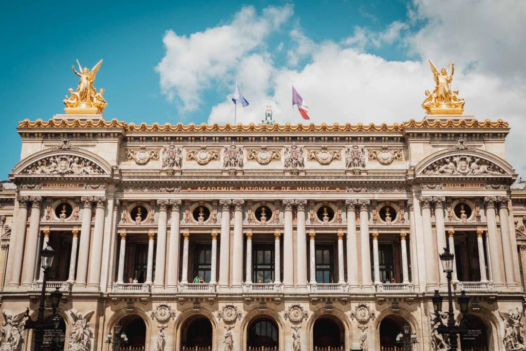 Palais Garnier, Opera de Paris