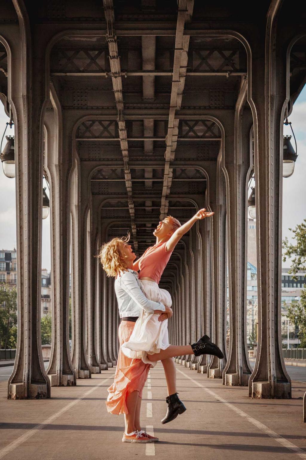 Pont de Bir-Hakeim, Paris