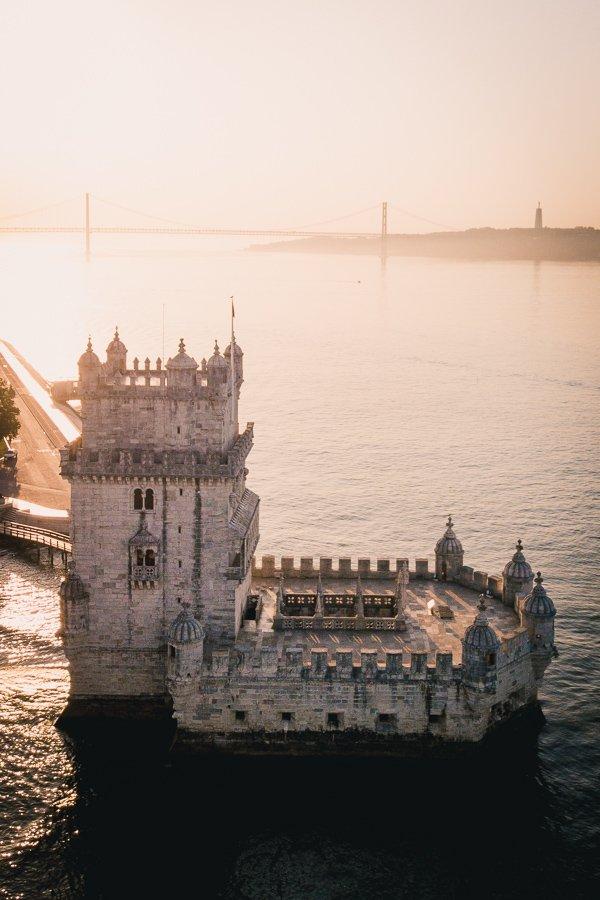 Lisbon, Belém Tower, Torre de Belém