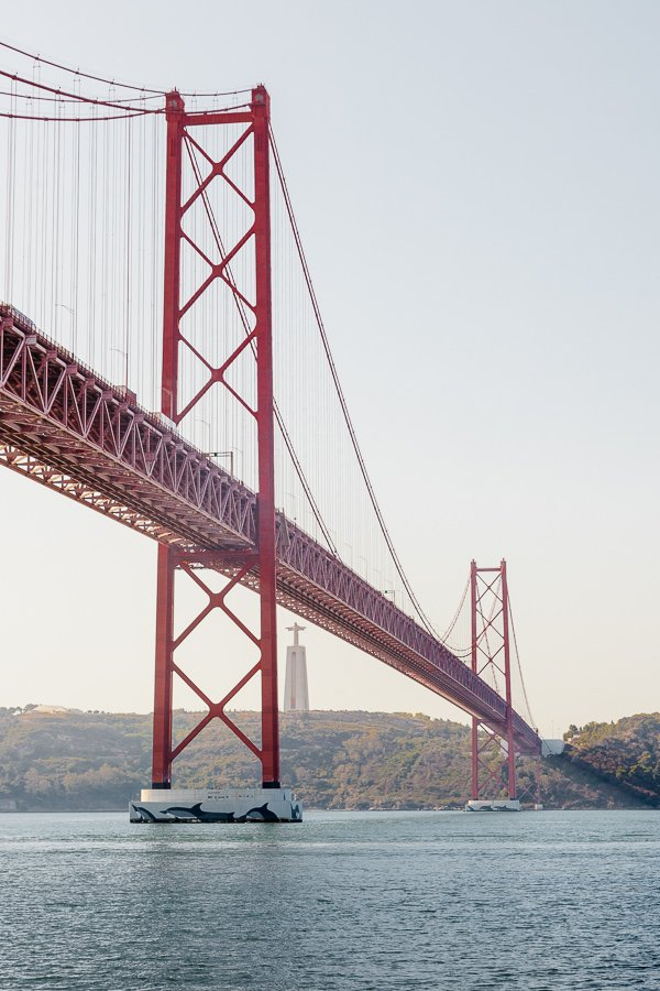 Lisbon bridge, Ponte 25 de Abril