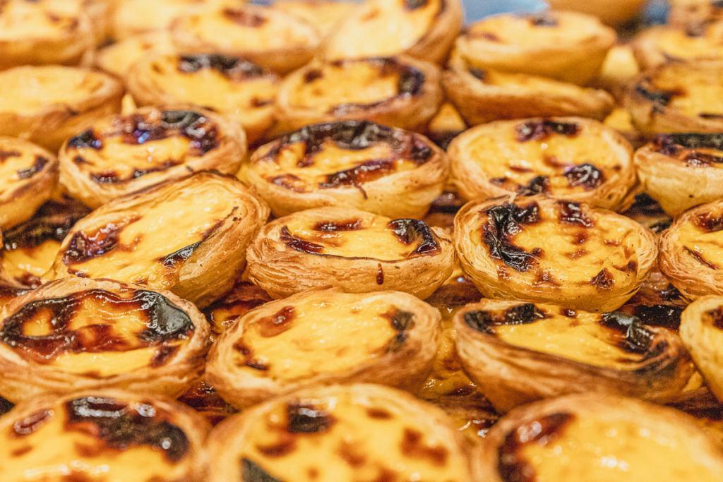 Pastéis de Belém, Pastel de Nata Lisbon