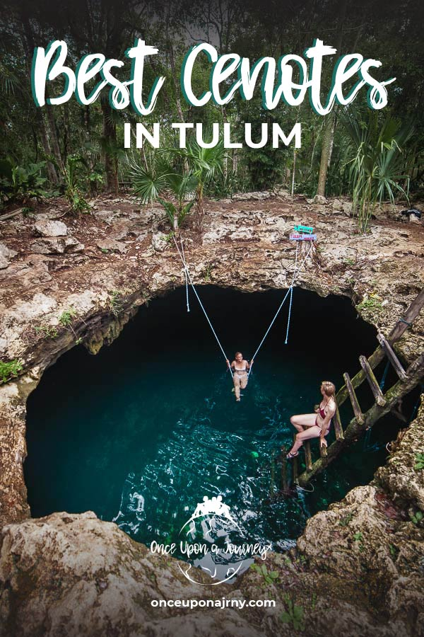 Best Cenotes in Tulum