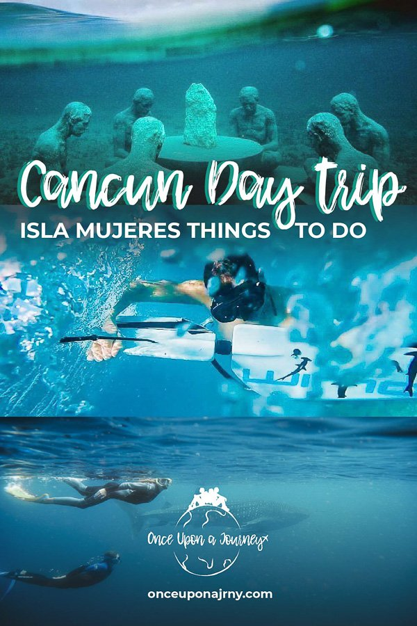 Cancun Day Trip Isla Mujeres Things to Do