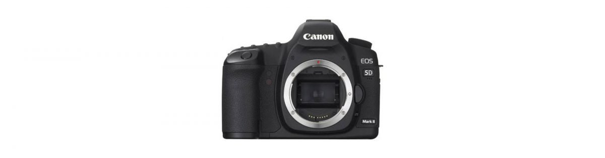 Canon EOS 5D Mark II Travel Photography Equipment