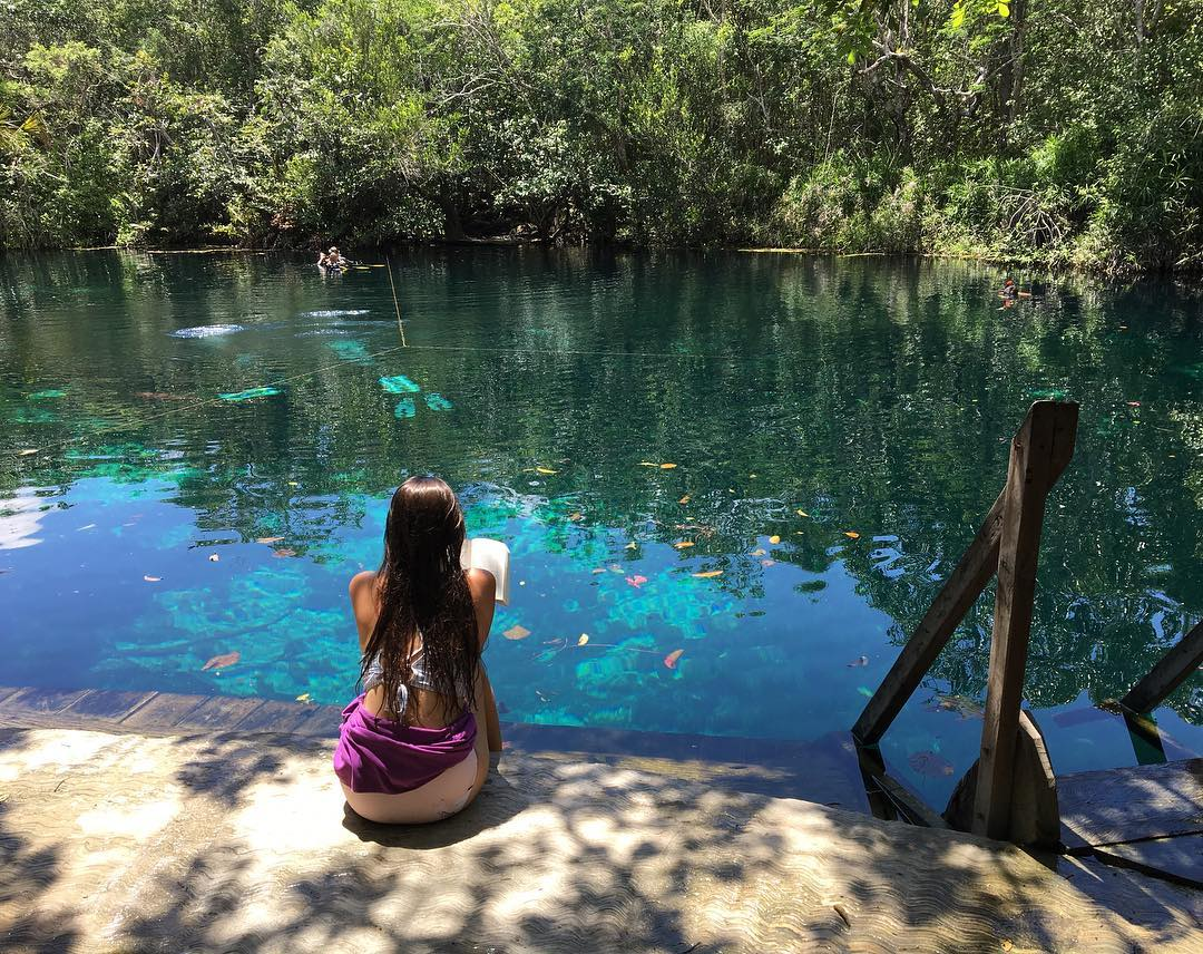 Carwash Cenote Tulum