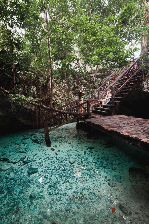 Gran Cenote, Grand Cenote Tulum, Cenotes Quintana Roo