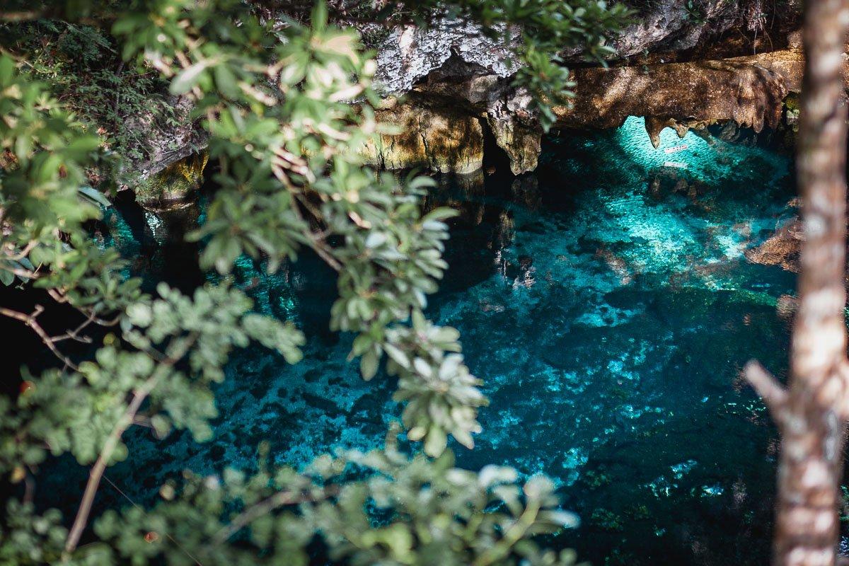 Gran Cenote Tulum, Mexico cenotes
